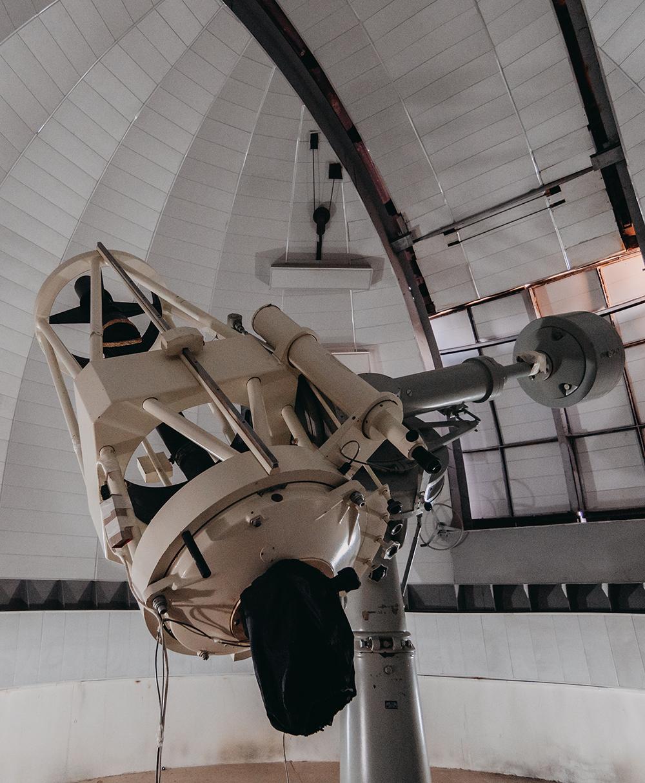 60 santimetrlik teleskop