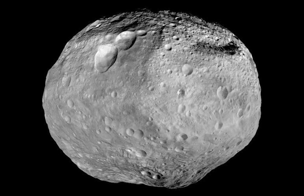 Tədqiqatçılar Vesta asteroidinin qədimdə güclü toqquşmaya məruz qaldığını düşünür