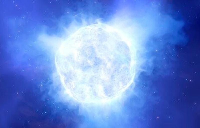 Kosmik Müəmma: ESO teleskopu massiv ulduzun yoxa çıxmasını qeyd edib