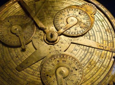 Qədim astronomik cihazlar