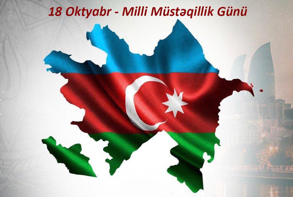 18 oktyabr - Müstəqilliyin Bərpası Günüdür