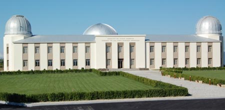 Shamakhi Astrophysical Observatory has installed a new spectrograph