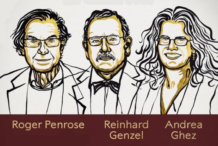 Astrofiziklər fizika üzrə Nobel mükafatına layiq görülüb