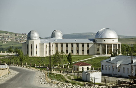 Shamakhi Astrophysical Observatory carries out research work at a high level