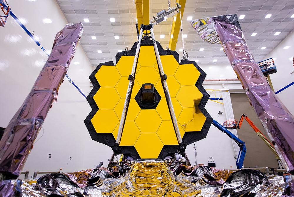 2021-ci ilin sonunda NASA-nın yeni kosmik teleskopu fəzaya buraxılacaq