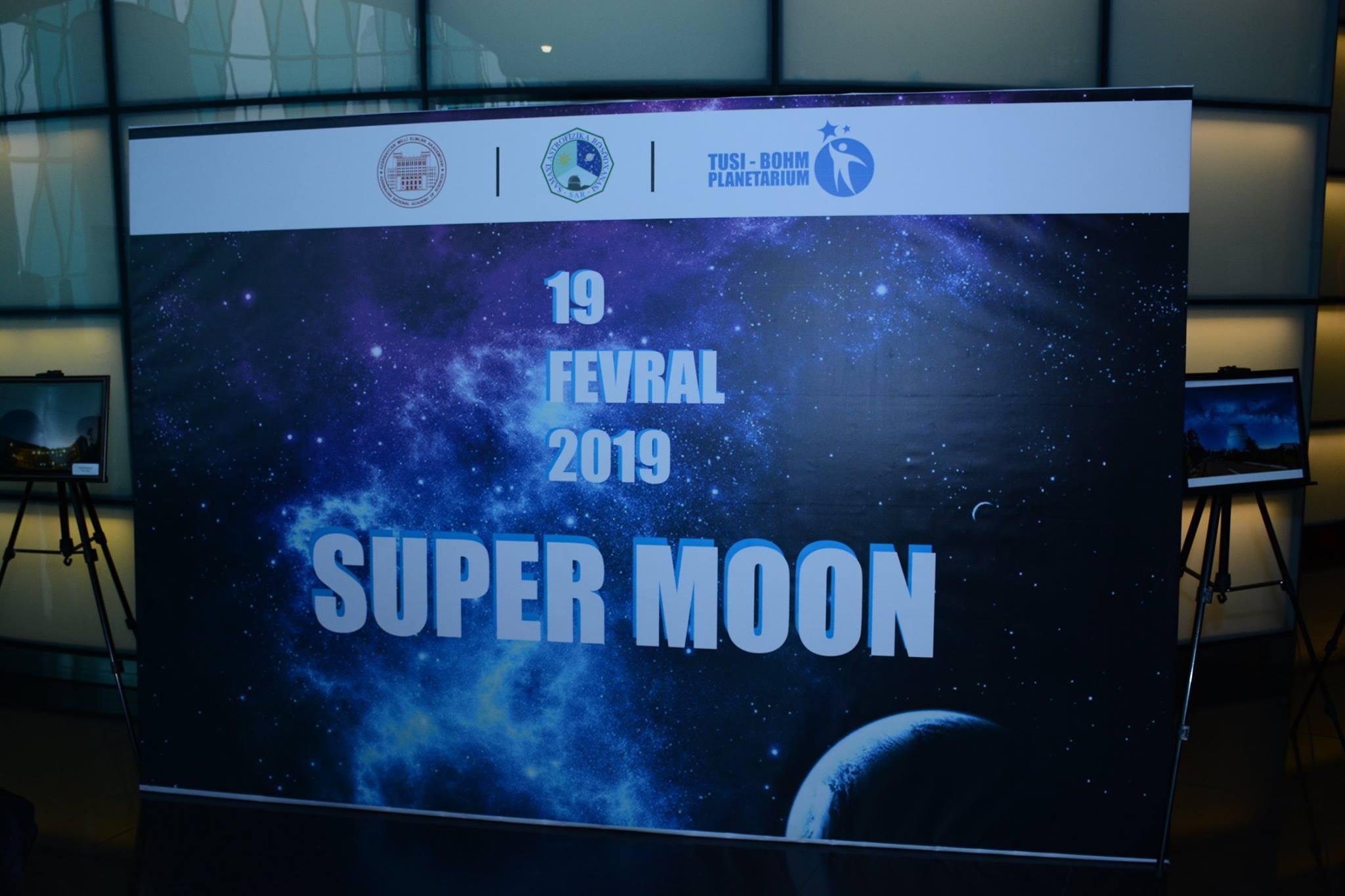 ŞAR-ın təşkilatçılığı ilə Tusi-Bohm Planetariumda Elm Gününə həsr olunmuş tədbir keçirilib