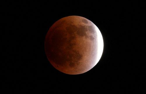Bu ilin ikinci Ay tutulması hadisəsi baş verəcək