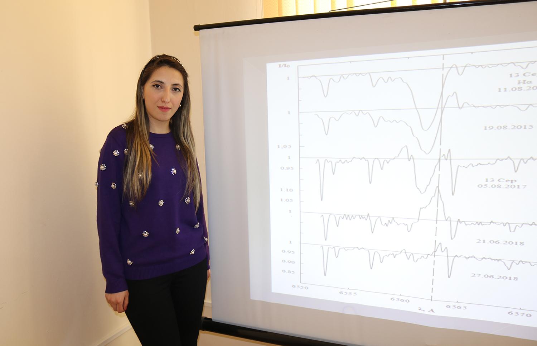 Şamaxı Astrofizika Rəsədxanası Gənc Alim və Mütəxəssislər Şurasının növbəti astroseminarı keçirilib