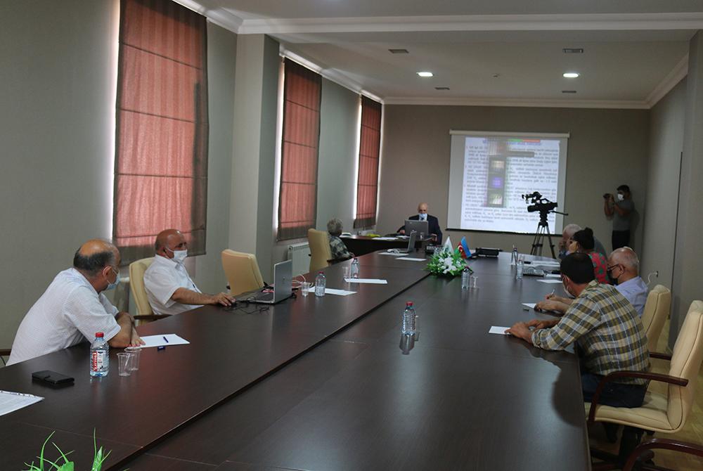 Şamaxı Astrofizika Rəsədxanasında növbəti seminar keçirilib