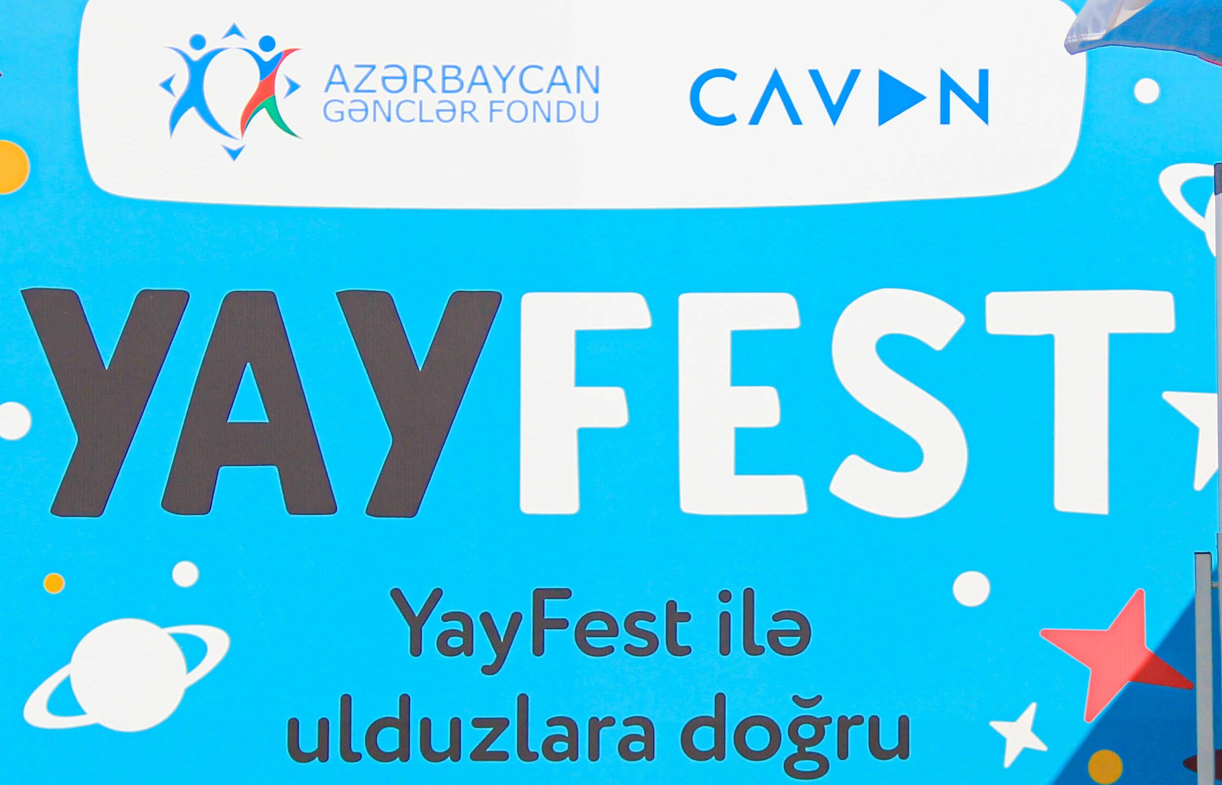 """""""Yay Fest""""in sonuncu düşərgəsində gənclər üçün astro-seminar keçirilib"""