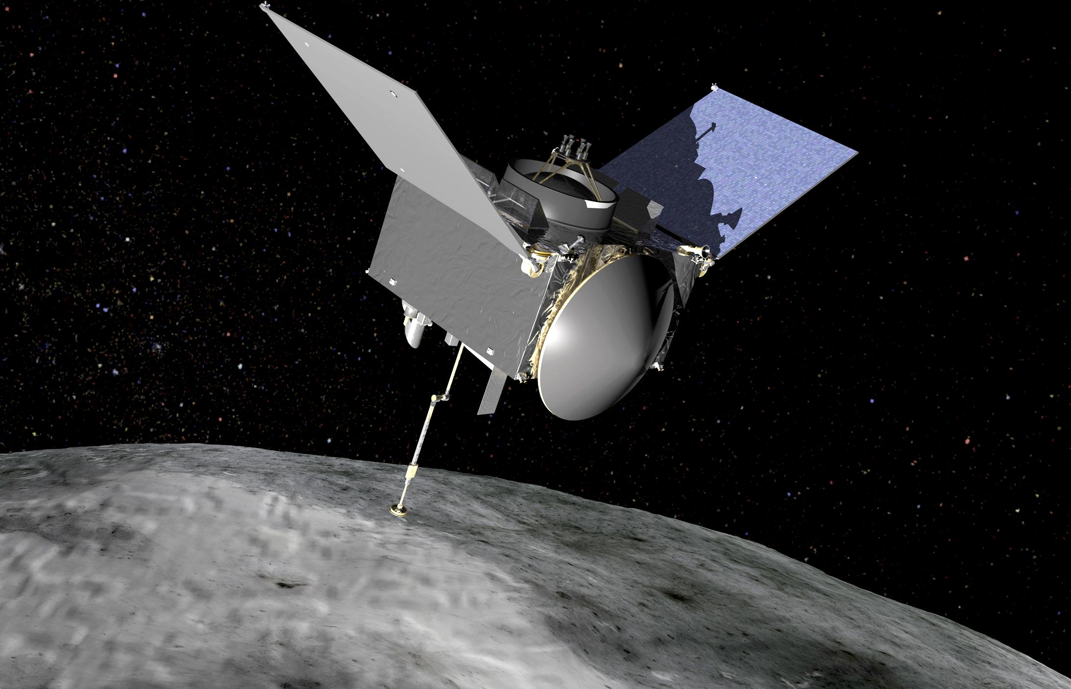 """NASA-nın """"OSIRIS-REx"""" missiyası"""