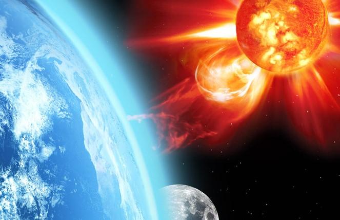 Kosmik hava durumu və proqnozu