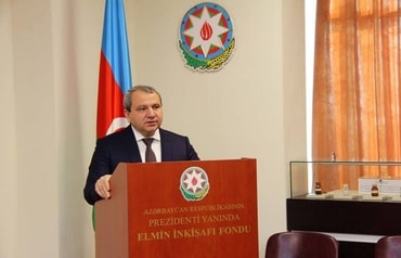 Our employee Elchin Babayev was appointed to the post of the rector of Baku State University