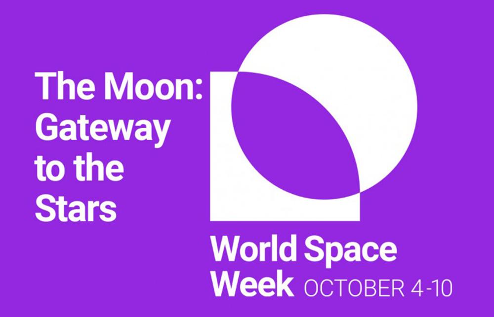 Ümumdünya Kosmos həftəsi - Ay: Ulduzlara açılan darvaza