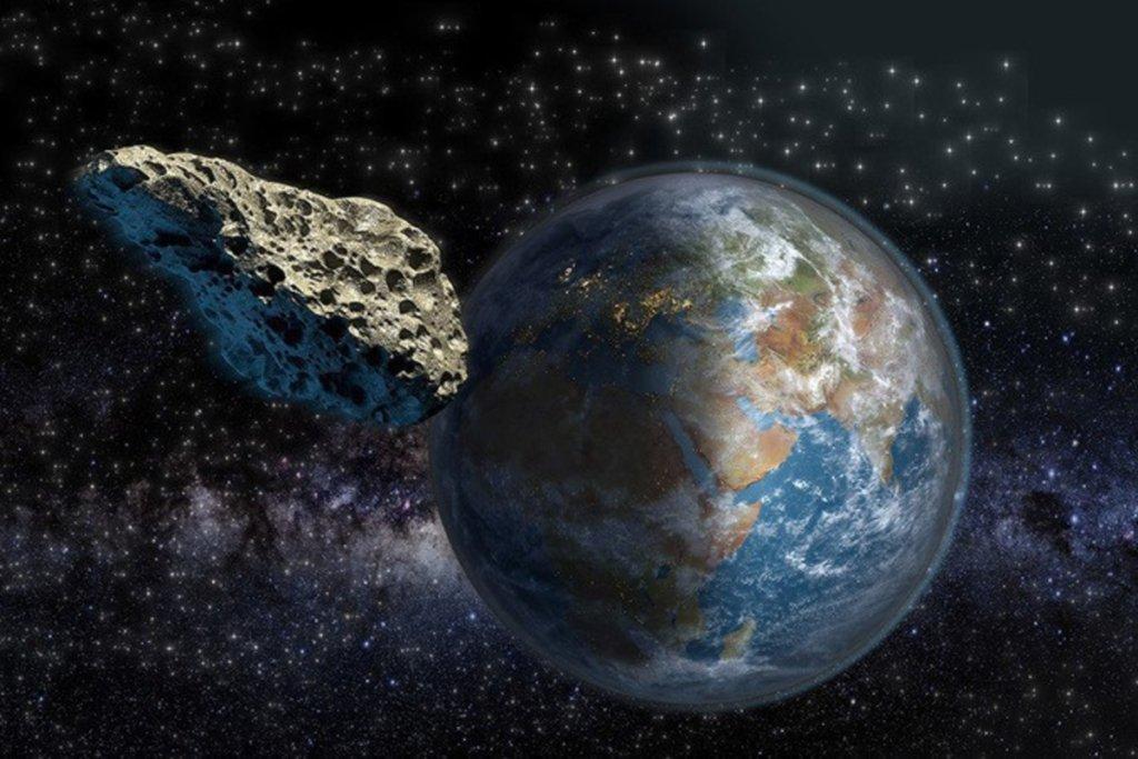 Yerin yaxınlığından asteroid keçəcək