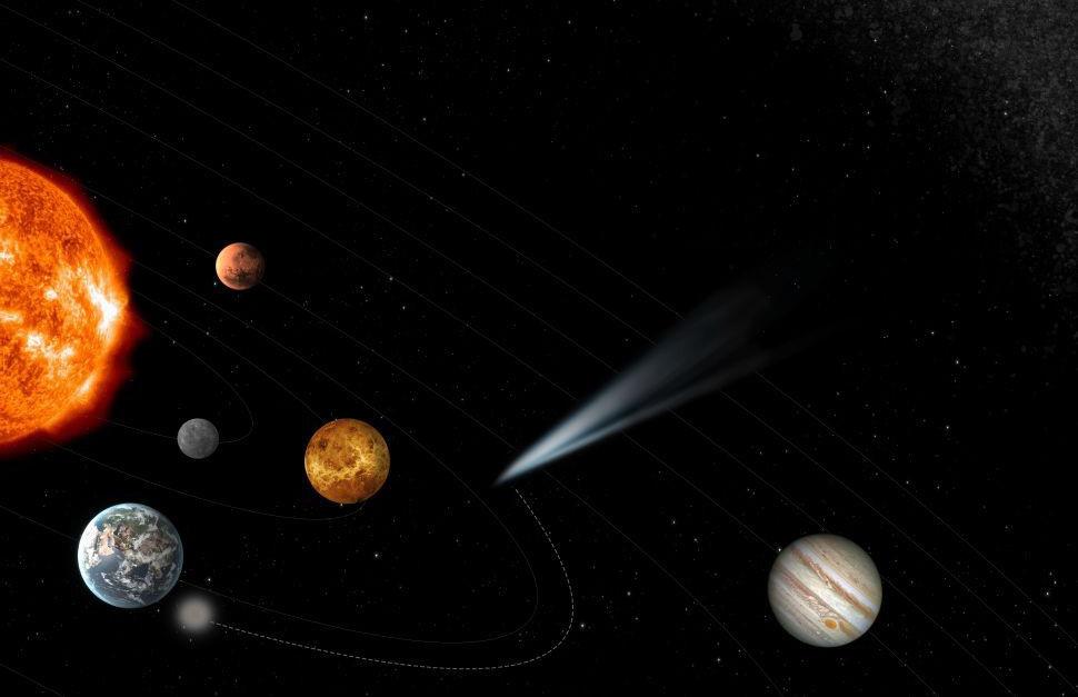 AKA kəşf olunmamış kometlərin operativ tutulması üçün yeni missiya hazırlayır