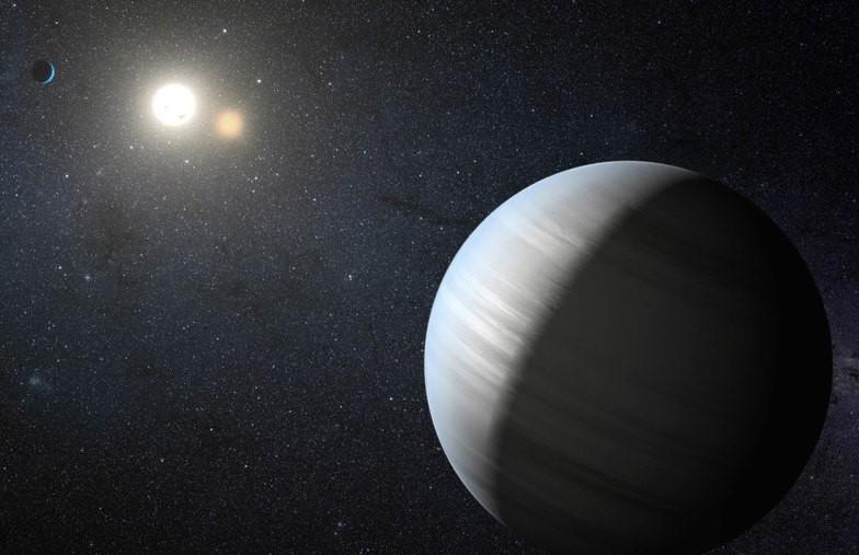 TESS teleskopu vasitəsilə sıxılma mərhələsində olan ekzoplanet aşkar edilib