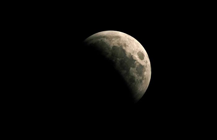 Cari ilin ilk Ay tutulması hadisəsi baş verəcək