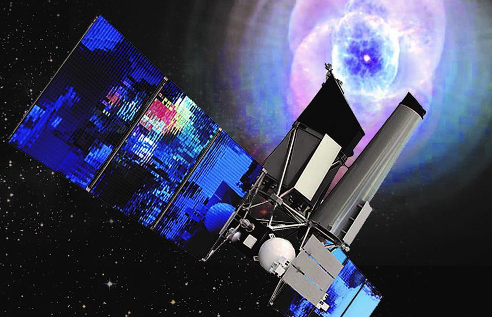 eROSİTA rentgen teleskopunun uğurlu uçuşu