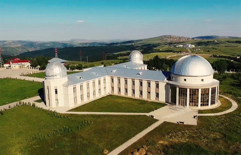 """Şamaxı Astrofizika Rəsədxanasında """"Elm günü""""nə həsr olunan tədbir keçiriləcək"""