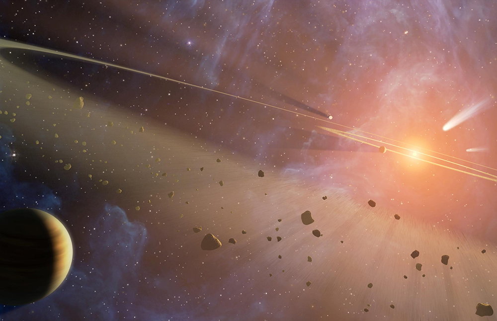 Kosmik hava durumu və proqnozu - Maqnit qasırğası gözlənilir