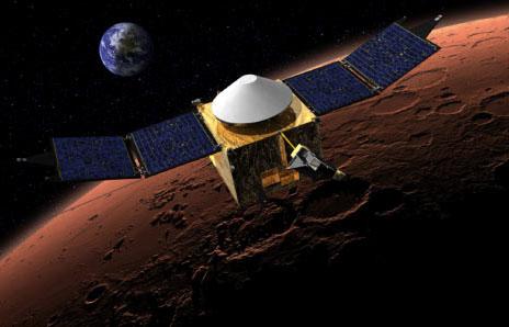 """""""Mars atmosferi"""" və """"Səyyar təkamül"""" missiyasının 1000 günlüyü"""