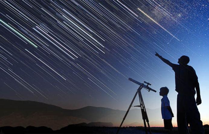 Perseid meteor yağışı