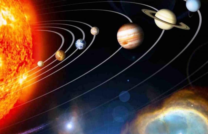 Planetlərin paradı başlayır