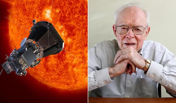 """Parker Prob Solar"" zondu"